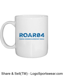 ROAR84 Custom Printed Mug Design Zoom